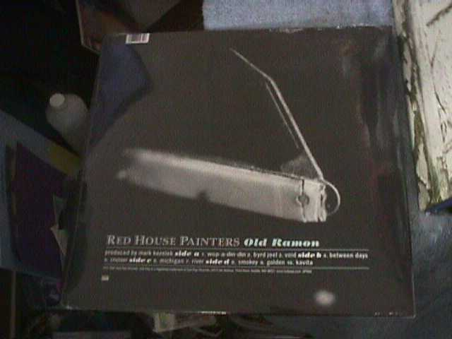 NEW Red House Painters Old Ramon LP colored vinyl record sealed reissue loser