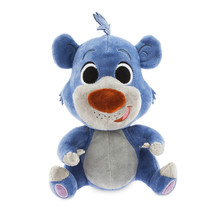 Disney Furrytale The Jungle Book Baloo Small Plush New with Tags - $17.61