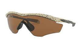 Oakley M2 Frame XL Sunglasses OO9343-1345 Splatter Sand W/ PRIZM Tungsten Lens - $98.99