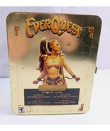 VTG Many CD Video Games Maps Booklet Key ring EverQuest Gold Edition Tin... - $150.00