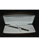 Cross Townsend, Platinum,Ballpoint Pen,  Diamond Pattern Engraving AT0042-1 New - $99.99