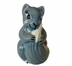 Wade Figurine Whimsies Whimsy England Felicity Squirrel gray Limited Edi... - $91.92