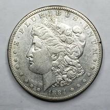 1884S MORGAN SILVER $1 DOLLAR Coin Lot# A 162