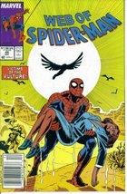 Web of Spider-Man #45 : Death From Above (Marvel Comics) [Paperback] [Ja... - $2.11