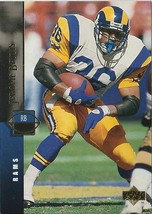 Jerome Bettis 1994 Upper Deck # 135 - $1.58