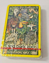 reid park zoo Tucson, Ariz. Deck Playing Cards Made in Hong Kong  (#26)