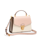 TORY BURCH Juliette Color-Block Small Top-Handle Satchel 51026 with Free... - $289.00