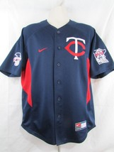 MLB Minn. Twin  JERSEY SHIRT SIZE  S CH P WITH  Arm Badges  General Merc... - $24.75