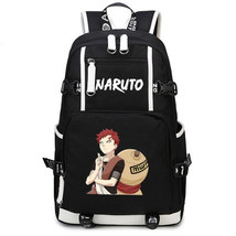 Naruto Theme Fighting Anime Series Backpack Schoolbag Daypack Bookbag Gaara - $36.99