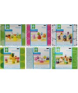 WAL-MART* Boxed EGG DECORATING KITS No Dye Needed EASTER Makes 12 *YOU C... - $3.24