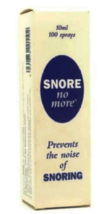 Snore No More Spray (10ml) Prevent The Noise of Snoring NEW ORIGINAL - $26.90