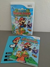 Super Paper Mario (Nintendo Wii, 2007) Tested - $12.86