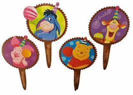 12ct. Winnie the Pooh Cake Picks - $2.99