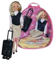 Daron Worldwide Trading  DA950 Southwest Airlines Flight Attendant Doll - $35.88