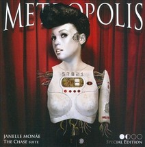 Metropolis: The Chase Suite Ex-library CD - $19.80
