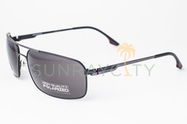 Carrera 60 Black  / Gray Polarized Sunglasses 60/S 832 - $126.91