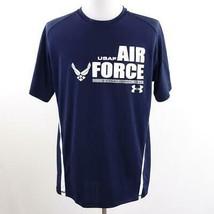 Under Armour Heat Gear USAF Loose Fit Shirt Mens Sz XL - $38.60