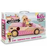 L.O.L.Surprise - Car-Pool Coupé S7 With Doll (GIOCHI PREZIOSI LLUB7000) - $301.44