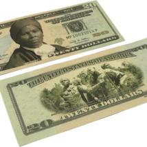 5x $20 Harriet Tubman Commemorative Bills - $7.99