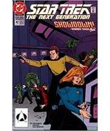 Star Trek: The Next Generation (1989 series) #42 DC - Showdown Winner Ta... - $5.50