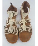 Circus by Sam Edelman sandals macrame boho women's 11 - $18.69