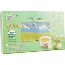 Prince of Peace - Organic Jasmine Green Tea - 100 Tea Bags - $12.76