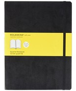 Moleskine Soft Cover Legendary Notebooks Squared - $33.63