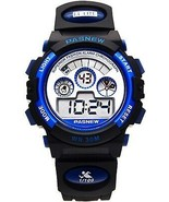 Waterproof Boys/Girls/Childrens Digital Sports Watches For Kids Age 5-12... - $38.11