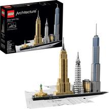LEGO Architecture New York City 21028, Build It Yourself New York Skylin... - $79.00