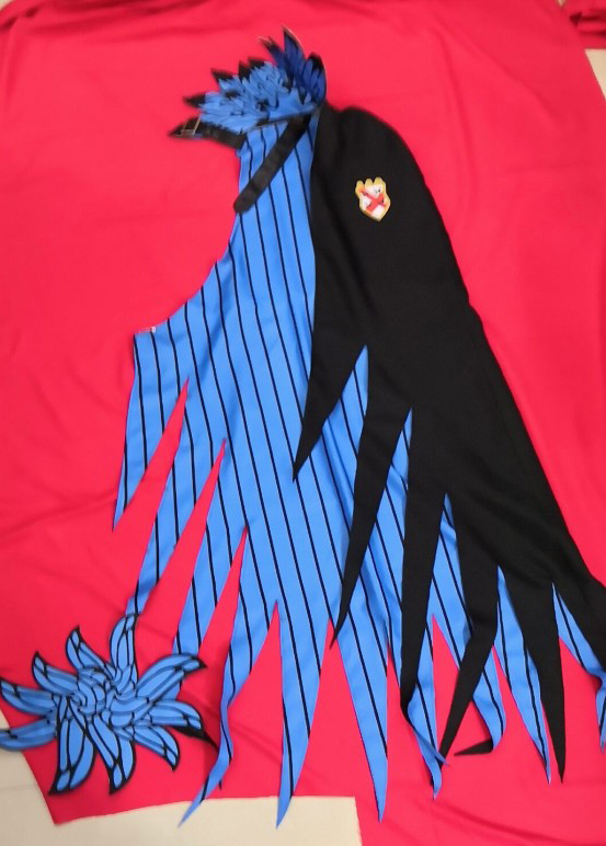 Fate grand order archer james moriarty cape cosplay for sale