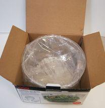 Oggi 5522 Thermal Bowl Color Clear Salad Servers Removable Freezer Pack image 5