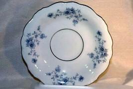 Johann Haviland Blue Garland Saucer - $1.38