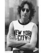 "The Beatles John Lennon NYC Photo Poster 24"" x 36"" Free US Ship New Yo... - $24.00"