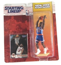 1994 Kenner Starting Lineup NBA - Patrick Ewing - New York - Knicks - $18.69