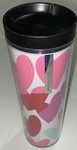 Starbucks 2013 Valentine's Day Hearts Travel Tumbler 16oz AWESOME - $14.85