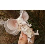 """""""Miss Myrtle Moselle Mousie"""" PDF Digital E-Pattern By Paula McGee - $8.00"""