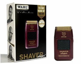 Wahl Professional 5-Star Series Rechargeable Shaver/Shaper Close Shave #8061-100 - $105.00