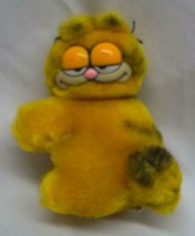 "VINTAGE  Dakin 1981 GARFIELD CAT 3"" PLUSH Stuffed Animal Toy CLIP - $16.34"