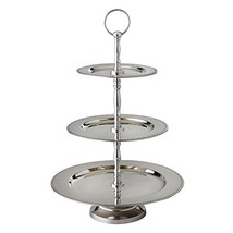 Elegance 3-Tier Beaded Buffet Serving Stand - $49.13