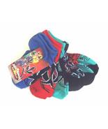 Power Ranger Toddler Boys 5 Pack Socks Sizes 5-6.5 NWT - $7.79