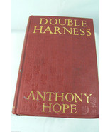 VTG 1903 Anthony Hope Double Harness Book - $19.80