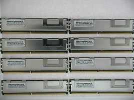 16GB (8X2GB) FOR HP PROLIANT DL360 G5 DL380 G5 DL580 G5 ML150 G3
