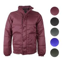 Karizma Men's Lightweight Water Resistant Zip Up Insulated Puffer Jacket DANIEL2