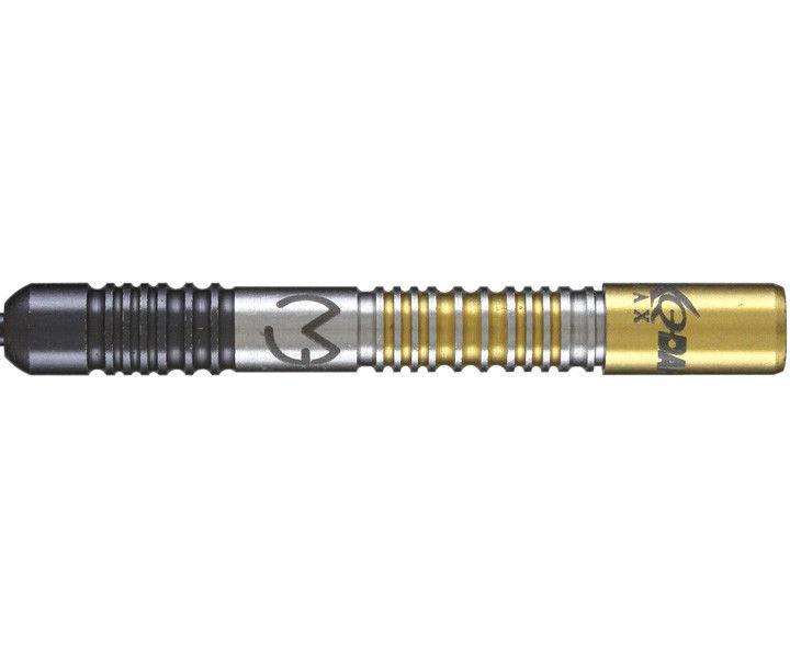 XQ Max MVG Career Slam Edition 90% Tungsten 25 gram Steel Tip Darts MCS9025-ST