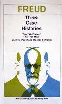 Freud: Three Case Histories Sigmund Freud and Philip Rieff - $6.46