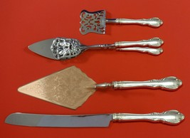 Legato by Towle Sterling Silver Dessert Serving Set 4pc Custom Made - $299.00