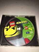 Lego Racers PC Cd-Rom-Tested-Rare Coleccionable VINTAGE-1999-SHIPPING en... - $12.68