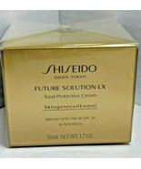 Shiseido Future Solution LX Total Protective Cream SPF 20  50ml/ 1.7 oz ... - $167.15