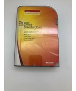 Microsoft Office Standard 2007 Upgrade Word Excel PowerPoint Outlook - $19.16