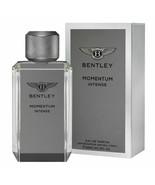 Bentley Momentum Intense par Bentley,100 ML 101ml Eau de Parfum Spray pour - $42.15
